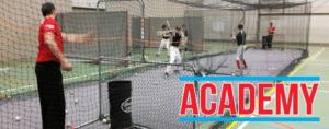 Session gratuite pitch/catch pour adultes à l'académie