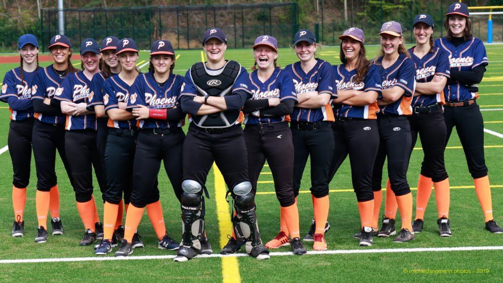 Softball: MSG et Mons remportent leurs duels francophones (tous les résultats)