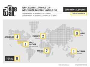 Euro de Baseball 5: la Belgique connait ses adversaires