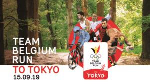 Team Belgium Run to Tokyo