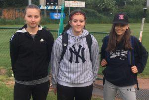 Softball: quatre de nos joueuses sélectionnées en équipe nationale